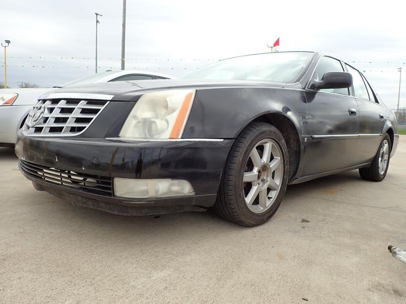 Used 2007 Cadillac DTS  black exterior Stock LS-130417 VIN 1G6KD57Y77U13041
