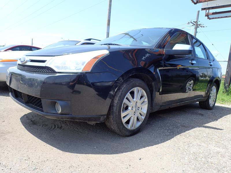 Used 2011 Ford Focus  black exterior Stock LS-147120 VIN 1fahp3hn0bw147120