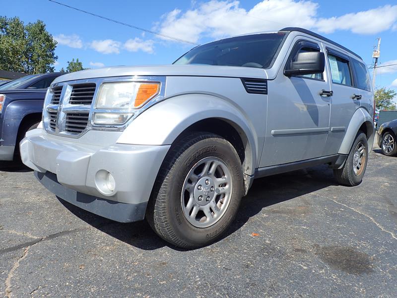 Used 2011 Dodge Nitro  silver exterior Stock LN-515045 VIN 1D4PT2GK4BW515045